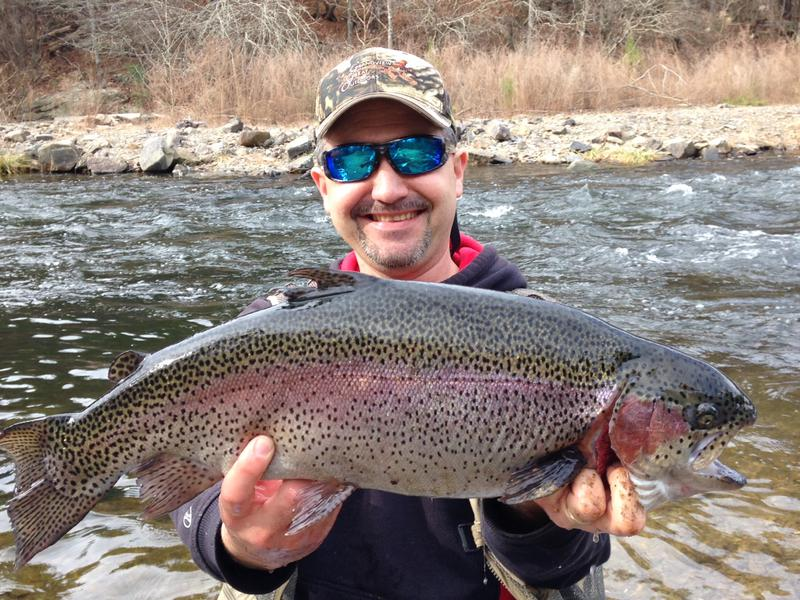 Trout for Fishing license oklahoma